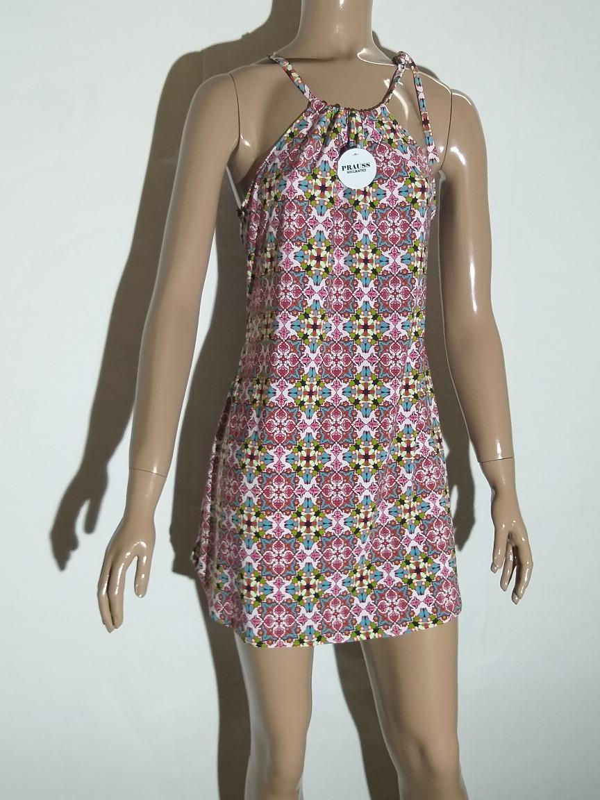 vestidos corto de seda fria de temporada verano halter. Cargando zoom. 560cd24e38fc