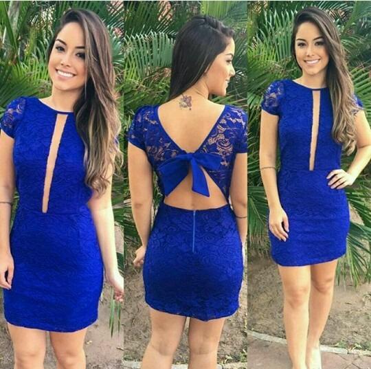 Moda vestidos cortos casuales