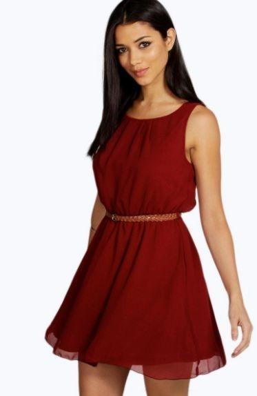 Vestidos Cortos De Chifón Bellos Para Toda Ocasión