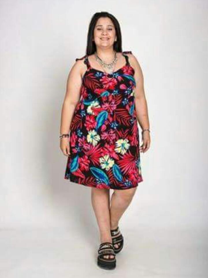 Vestidos de verano talles especiales