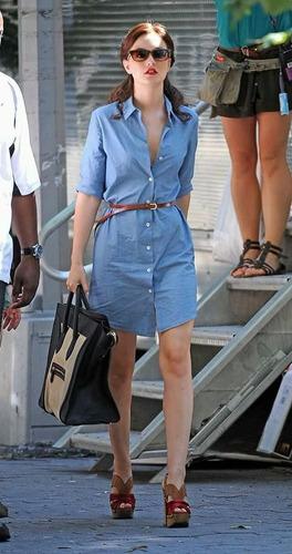 vestidos cortos jeans fino denim boton