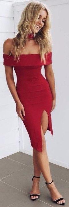 Vestidos cortos de moda pegados
