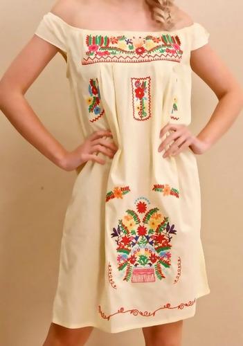 vestidos curtos bordados mexicanos étnico, boho, hippiechic