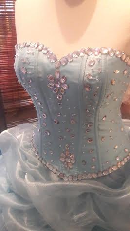 vestidos de 15 años nuevos color a eleccion