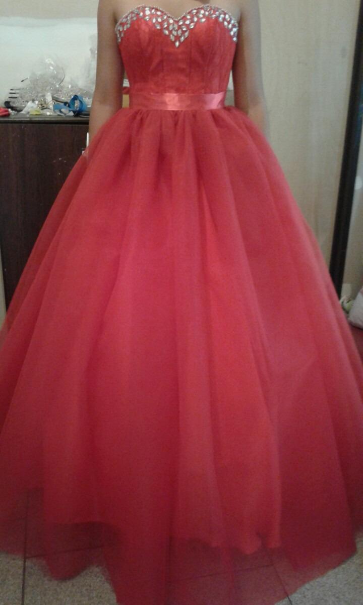 Vestidos De 15 Años Zona Sur - $ 6.200,00 en Mercado Libre