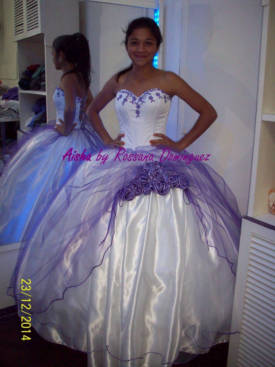 Vestidos De 15, Tres Piezas, Quinceañeras - $ 11.900,00 en Mercado Libre