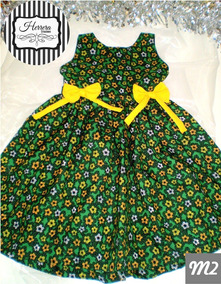 7b53bdd64 Vestidos Para Niñas En Chambray - Vestidos de Niñas Informales ...