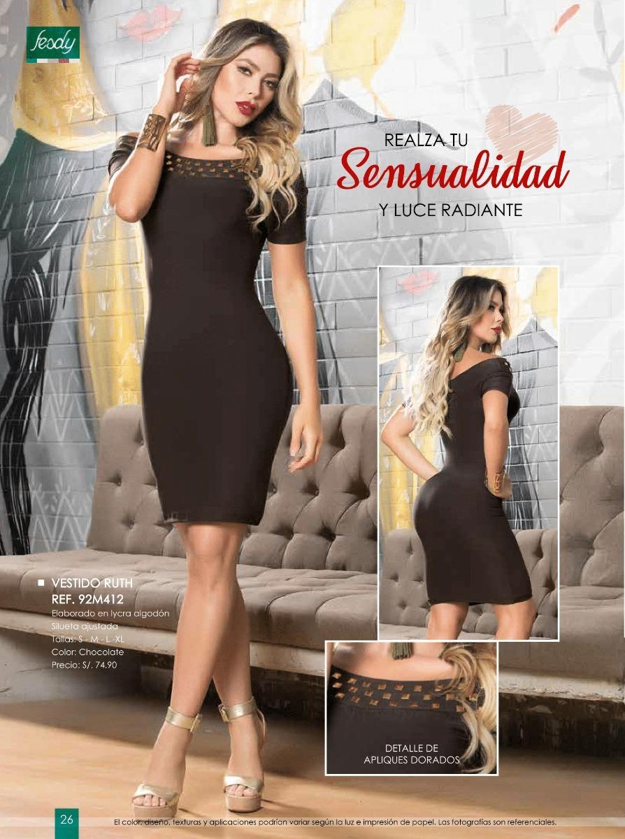 280791ee5 Vestidos De Dama Catalogo Fesdy Ropa De Moda Mujer - S/ 1,00 en ...