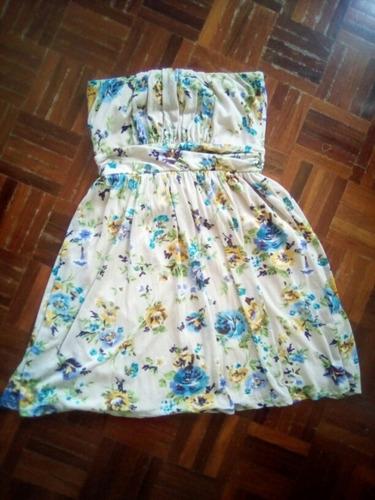 vestidos de dama. talla s y m.