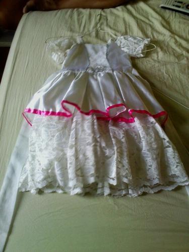 vestidos de damas y niñas
