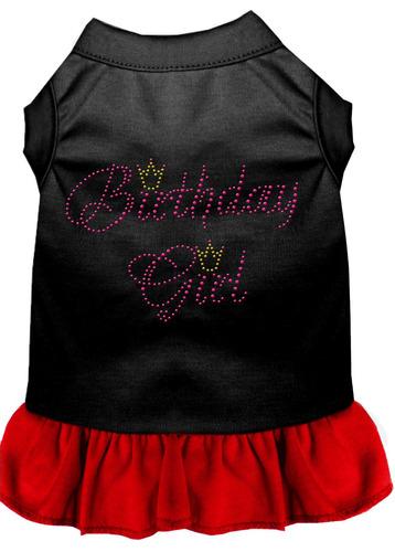 vestidos de diamante de imitación niña de cumpleaños negr