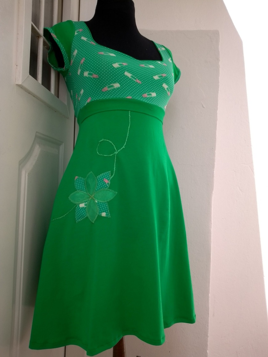 Vestidos De Diseño, Verano,lactancia - Futura Mama-amamantar - $ 760 ...