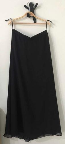 vestidos de dos piezas negro