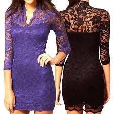 vestidos de encaje moda japonesa europea op4