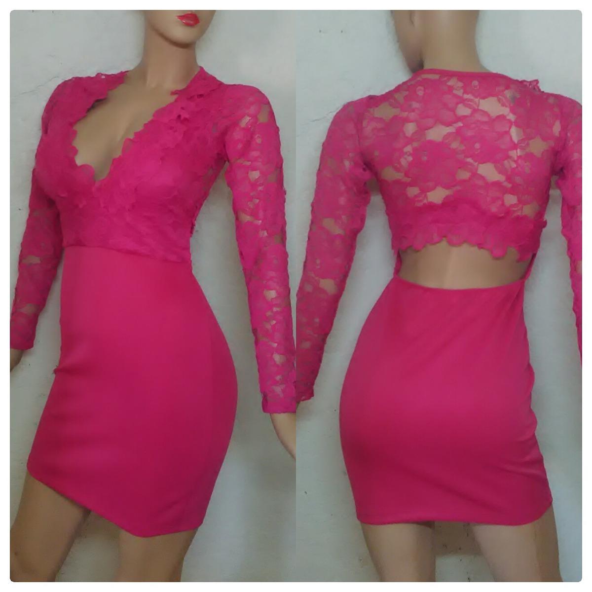 Vestidos De Encajes Para Damas - Bs. 29.000.000,00 en Mercado Libre