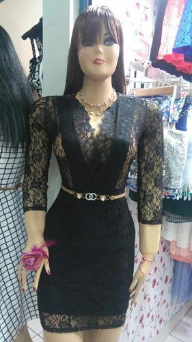 vestidos de fiesta de encaje - halda vestidos