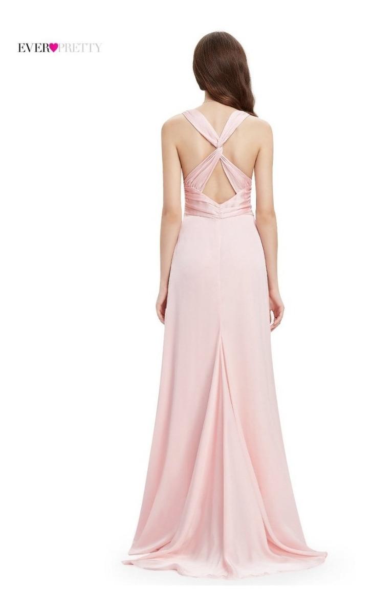 5ce60de5d510 Vestidos De Fiesta Elegante Noche Cóctel Dama De Honor