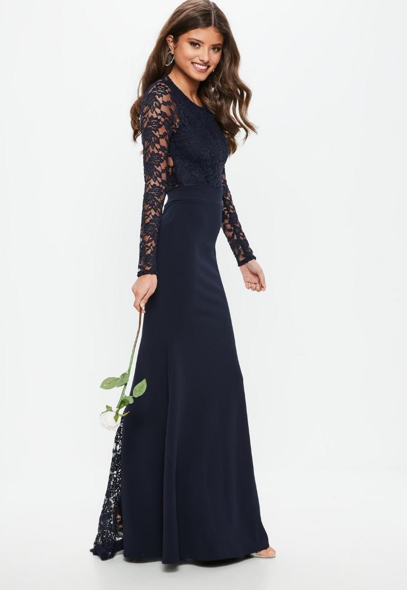 f95f9907afcbf vestidos de fiesta largo coctel encaje elegante. Cargando zoom.