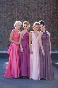 2310ec4389 Vestido Multiuso Para Fiesta Damas - Vestidos de Mujer Largos en ...