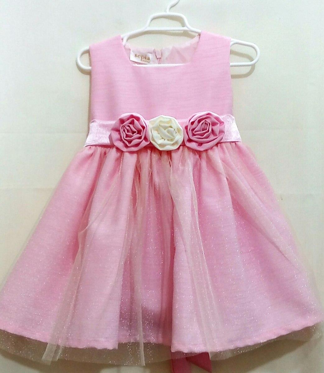 Anticuado Vestido De Fiesta Para El Bebé Ideas Ornamento Elaboración ...