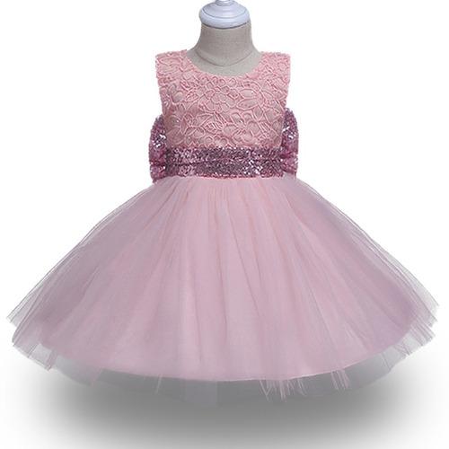 vestidos de fiesta para bebes y niñas - en stock