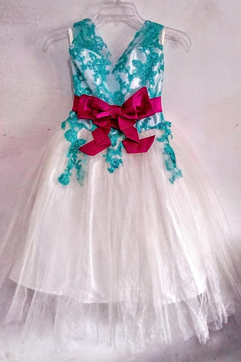 Vestidos De Fiesta Para Niñas -   600.00 en Mercado Libre f50a0932bdf4