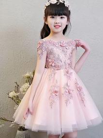 da0b35abb Vestido Para Niñas Los Mil Modelos - Ropa - Mercado Libre Ecuador