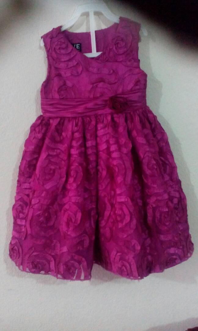 Vestidos De Fiesta Para Niñas - Bs. 3.000.000,00 en Mercado Libre
