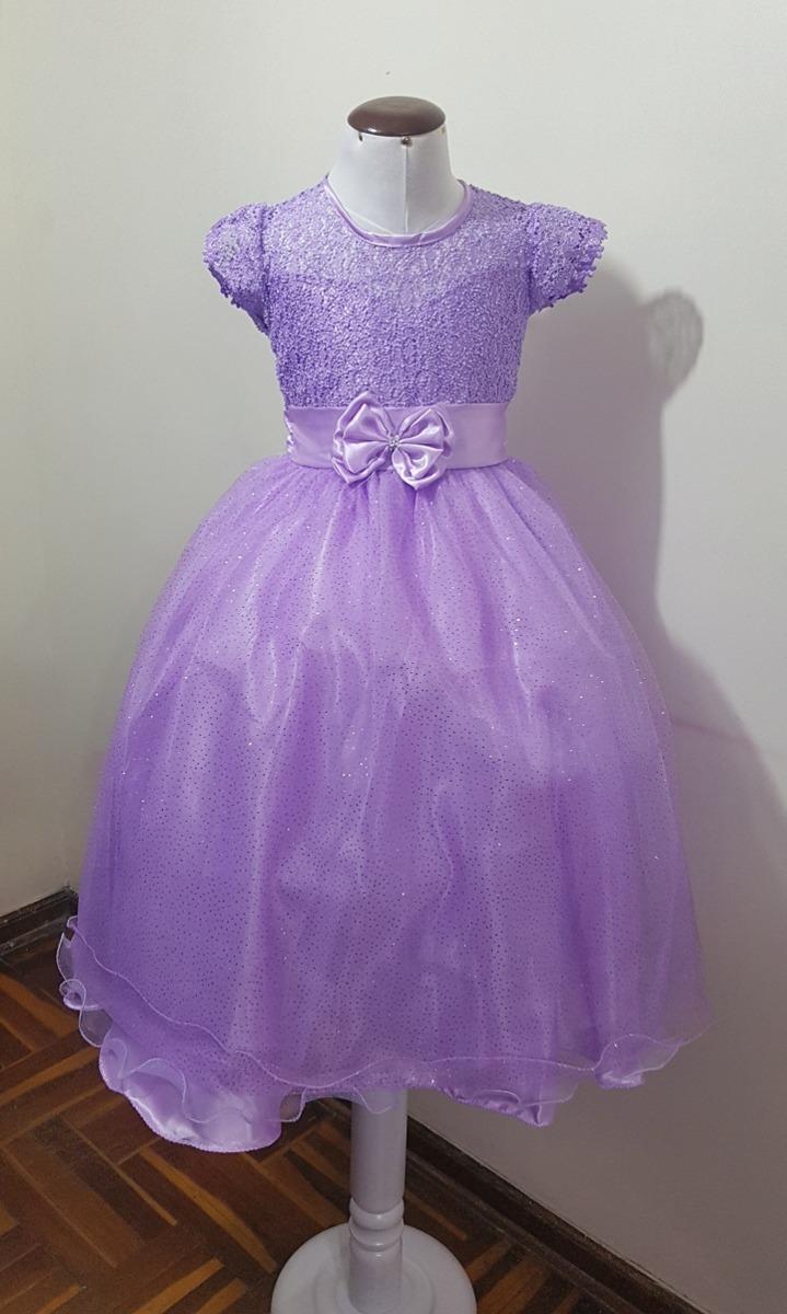 Vestidos De Fiesta Para Niñas En Quito - U$S 30,00 en Mercado Libre