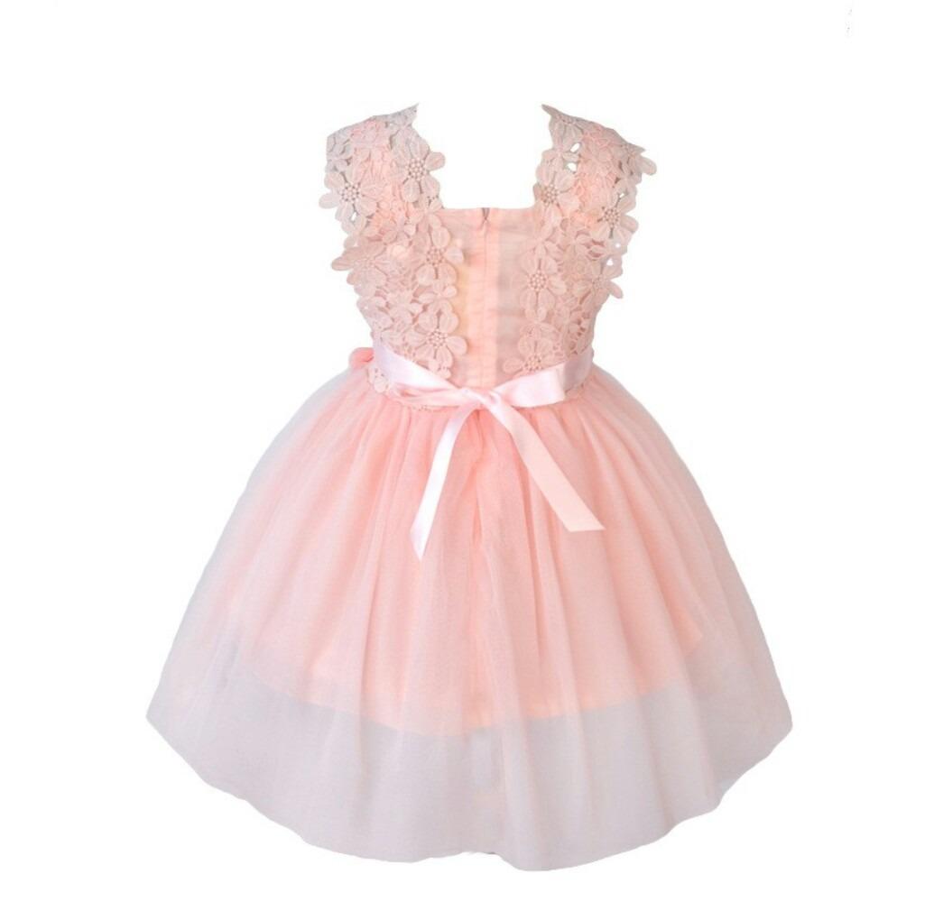 vestidos de fiesta para niñas exclusivos diseños ! Cargando zoom. f935c81cecf8