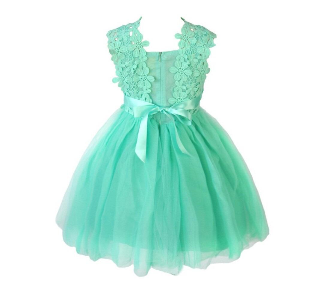 Vestidos De Fiesta Para Niñas Exclusivos Diseños