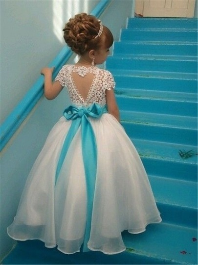Vestidos de fiesta para nina de 5