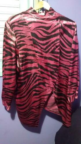 vestidos de fiesta retro varios colores animal print