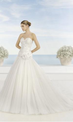 vestidos de fiesta y bodas