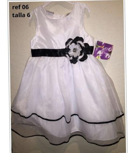 vestidos de fiestas para niñas nuevos importados