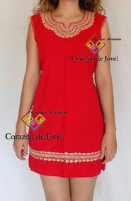 2f9871ceb3 Vestidos Artesanales De Oaxaca Niña en Mercado Libre México
