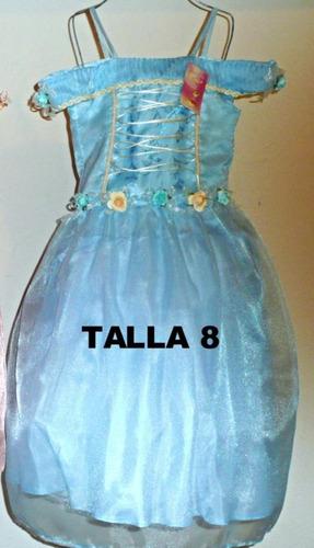vestidos de niña princesa de fiesta