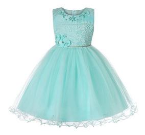 Vestidos De Niña Talle 2 A 10 Años