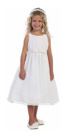 Excelente calidad boutique de salida costo moderado Vestidos De Niñas Primera Comunión Cortos Nuevos Y Baratos