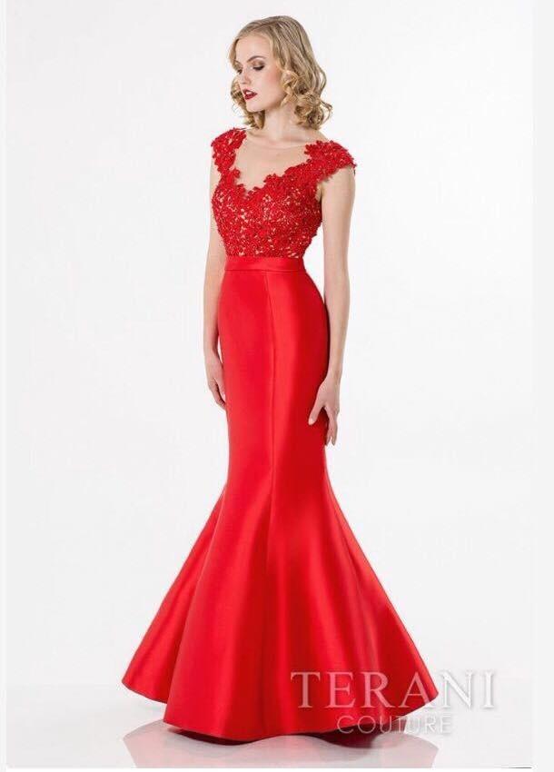 5463512dd Vestidos de noche largos rojos 2016 – Vestidos baratos