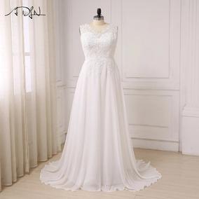 8361c723b Vestidos Tallas Grandes - Vestidos De Novia para Mujer en Mercado ...