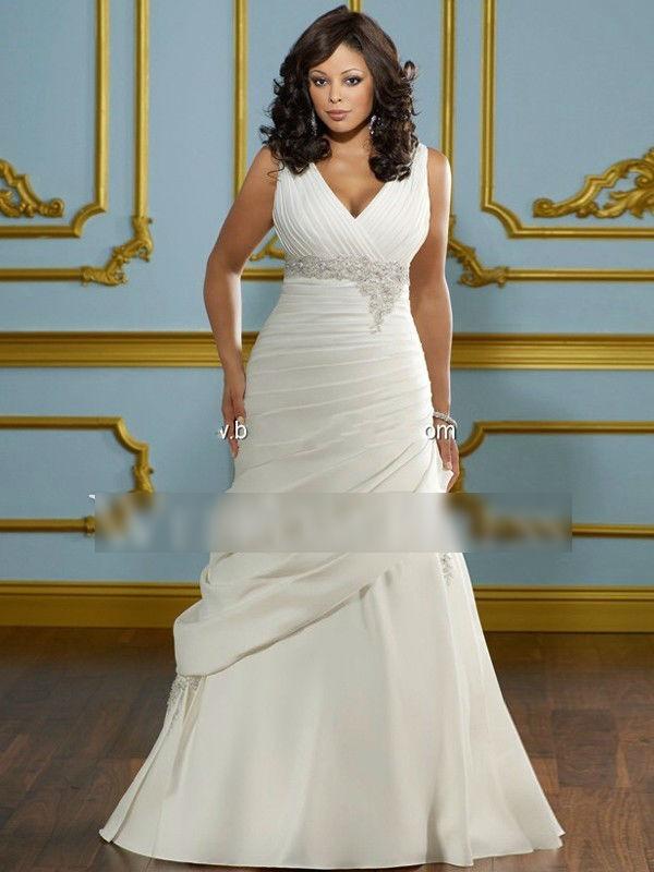 vestidos de novia importados, talles grandes, por encargo. - $ 9.600