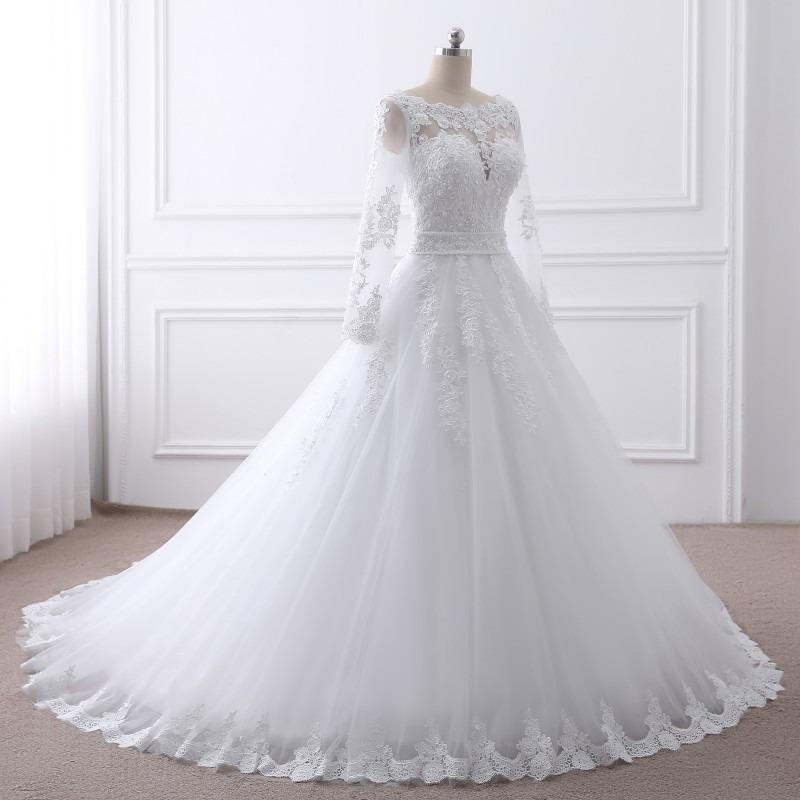 La moda vestidos de novia