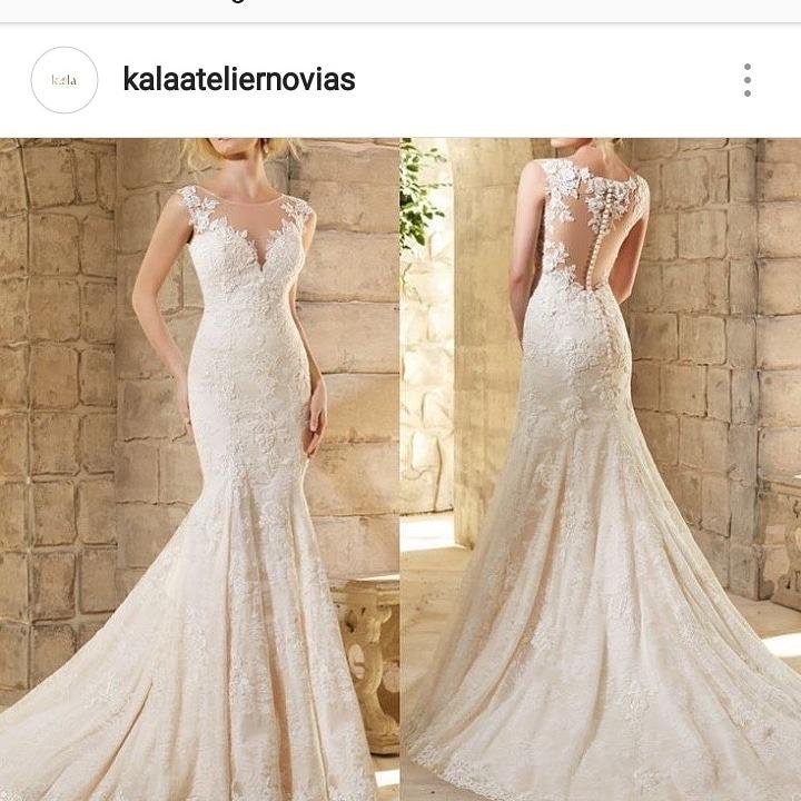 vestidos de novia nuevos por mayor - $ 180.000 en mercado libre