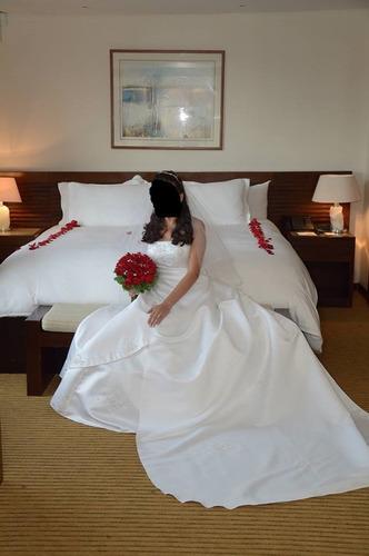 vestidos de novia sin detalles