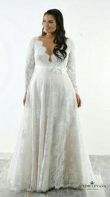 ventas al por mayor calidad tienda del reino unido Gas Mo049 Plus - Vestidos de para Mujer De novia en Mercado Libre ...
