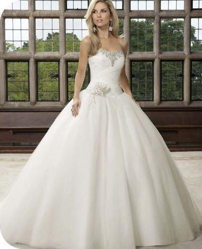 Precio de los vestidos de novia