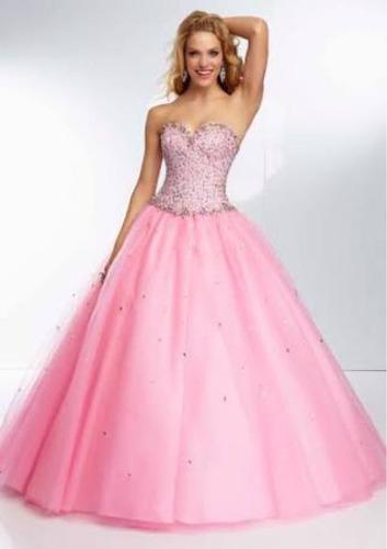 vestidos de quinceañera