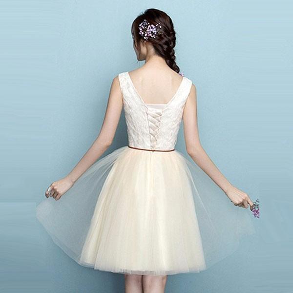 9e3f2a1a9 Vestidos Elegantes Escote Barco Cintilla Atractivo Juvenil - U S ...