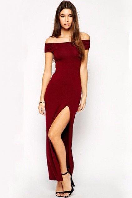Imagenes de vestidos de noche sexis